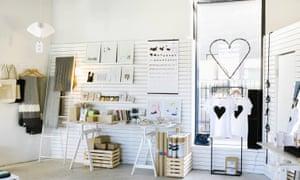 Tali Design Shop, Kalamaja, Tallinn, Estonia.