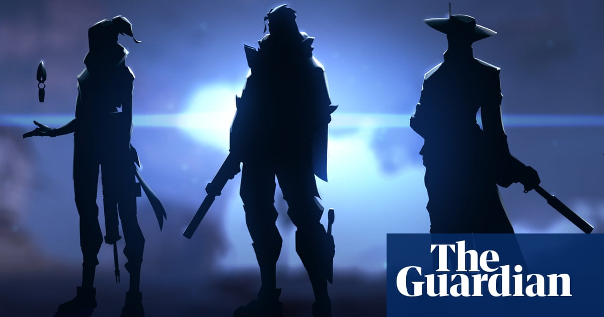 League of Legends creator reveals new team-based shooter, Valorant | Games | The Guardian thumbnail