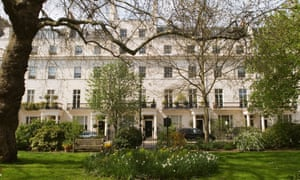 Chester Square in Kensington. More than 35,000 London properties currently have unknown offshore owners.