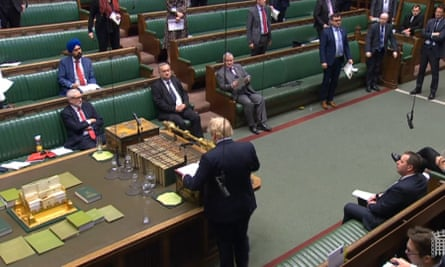PMQs on 25 March