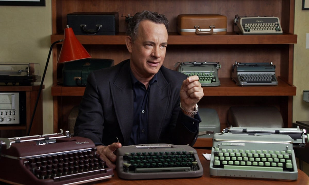 Tom Hanks sends espresso machine to help White House press fight for truth  | Tom Hanks | The Guardian