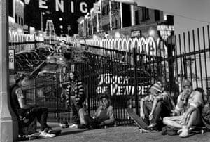 Venice Beach: The Last Days of a Bohemian Paradise by Dotan Saguy