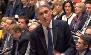 The chancellor, Philip Hammond, made the national insurance announcement during the budget.