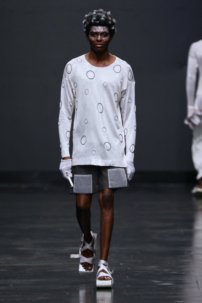 Lagos Fashion Week Founder Omoyemi Akerele Selects Her Highlights Fashion The Guardian