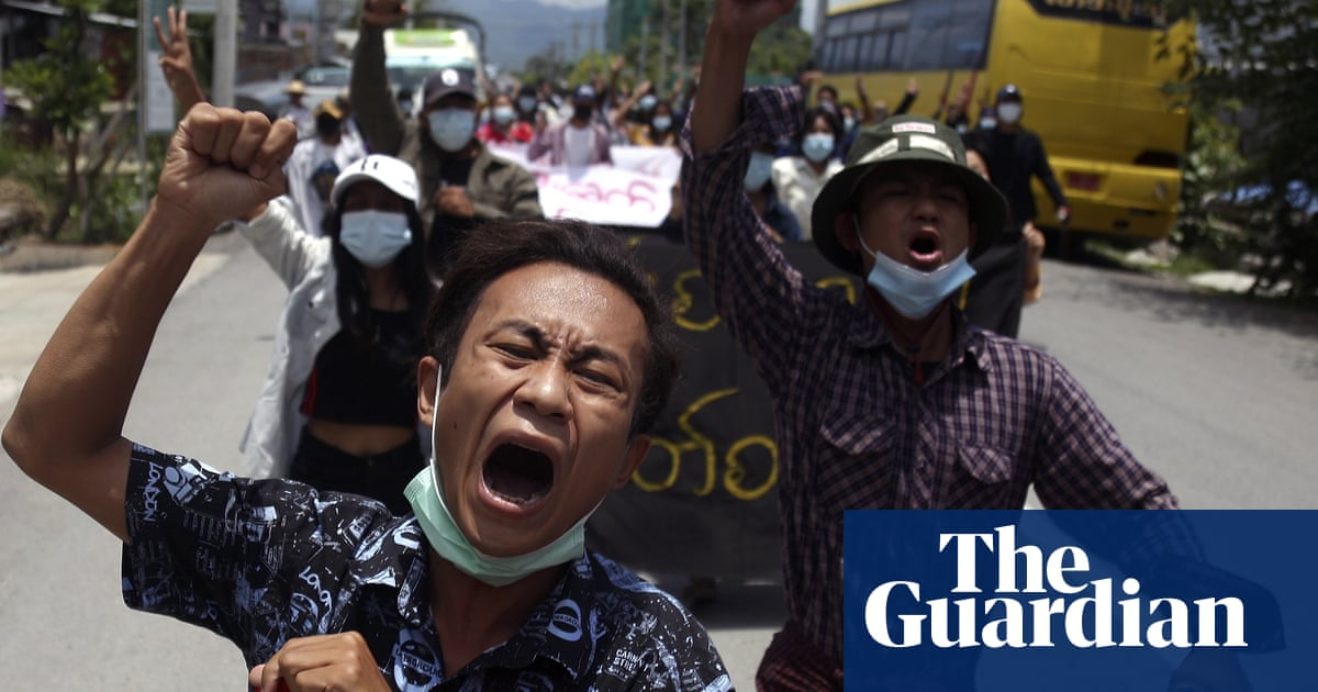 'Revolution dwells in the heart': Myanmar's poets cut down by the military
