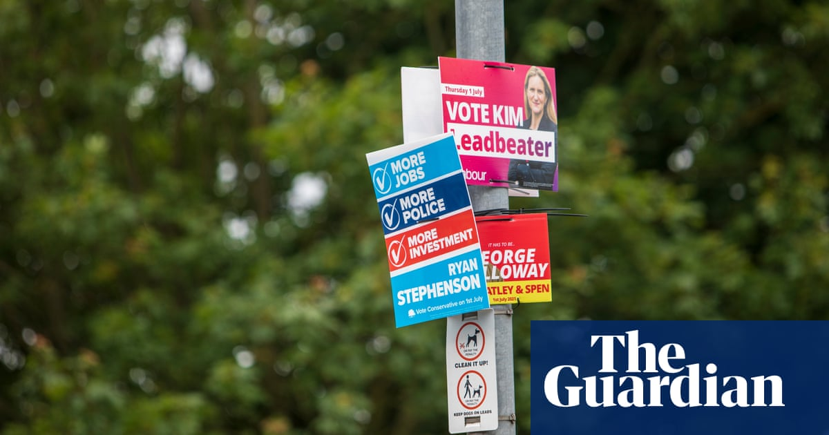 TUC condemns Batley byelection 'dirty tricks' after fake Labour leaflet