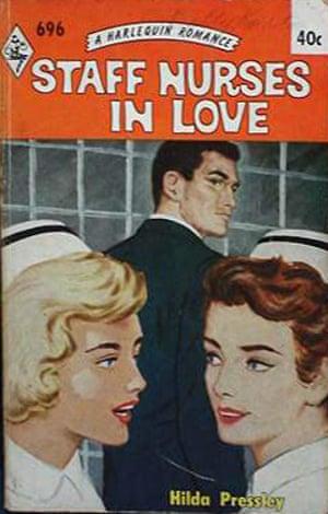 Staff Nurses in Love by Hilda Pressley