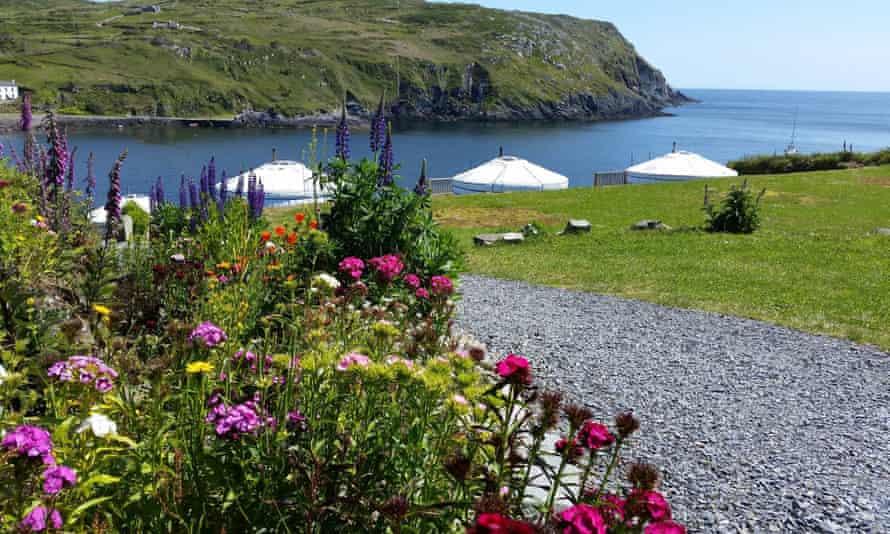 Chleire Haven Yurts, Ireland.