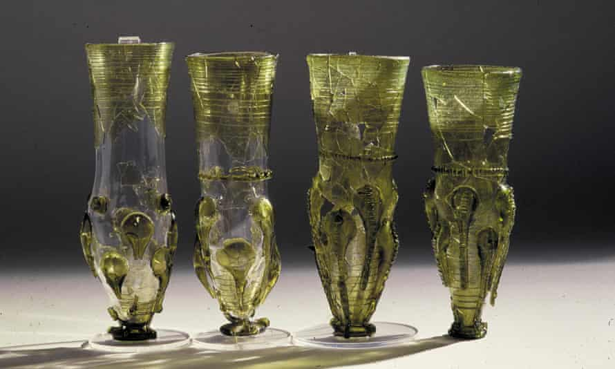 Vera Ivison's study of early medieval vessel glass culminated in a Catalogue of Anglo-Saxon Glass in the British Museum, 2008.