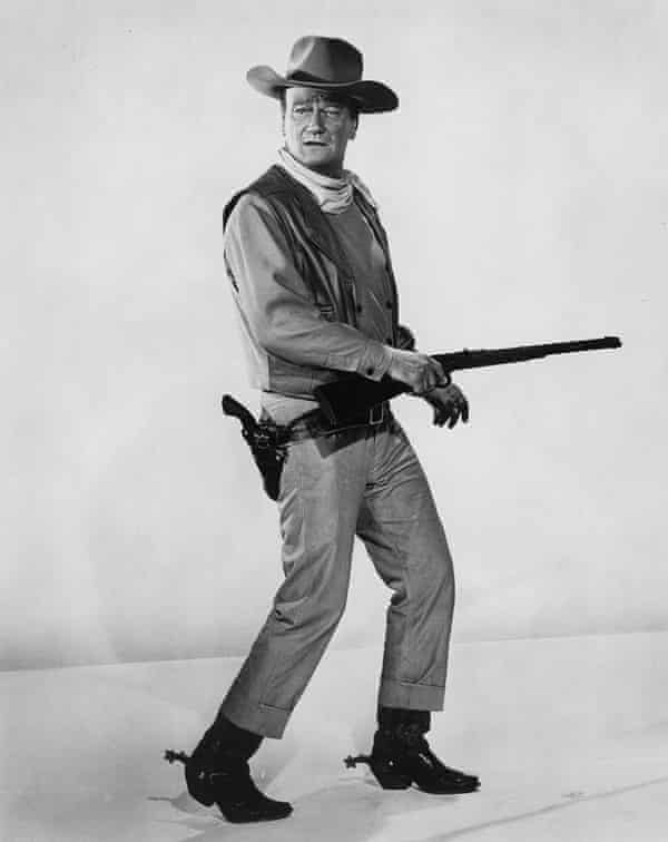 Should we be surprised by John Wayne's racist and homophobic views? |  Caspar Salmon | Film | The Guardian