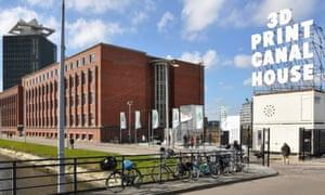 3D Print Canal House, Amsterdam