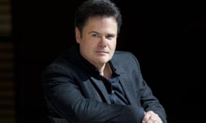 Donny Osmond: 'Debbie is an amazing person to be with. If I hadn't married her, I'd have been a mess.'