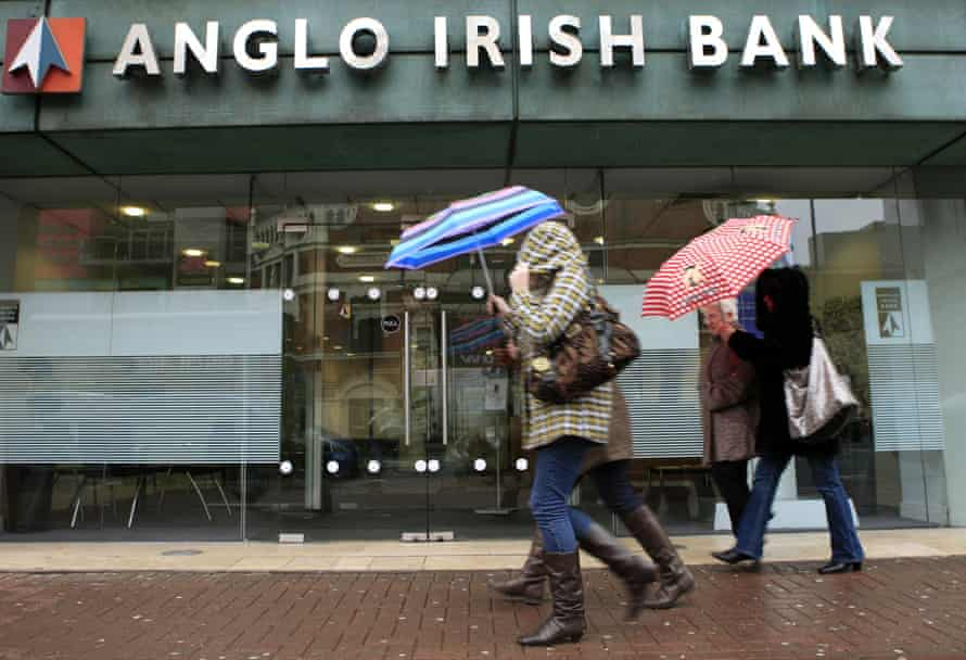 Anglo Irish was once Ireland's biggest bank.