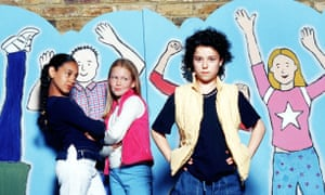 Tracy Beaker is 10 years old.