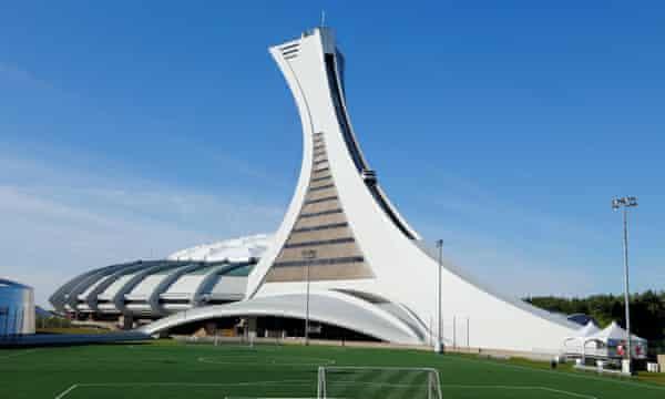 The Olympic stadium has 56,000 seats.