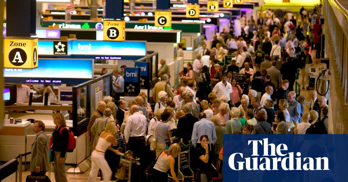 Half-term holiday bookings jump 200% after England travel rules change