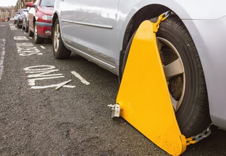Britain is home to more than 30m cars, which on average spend 95% of their time parked.