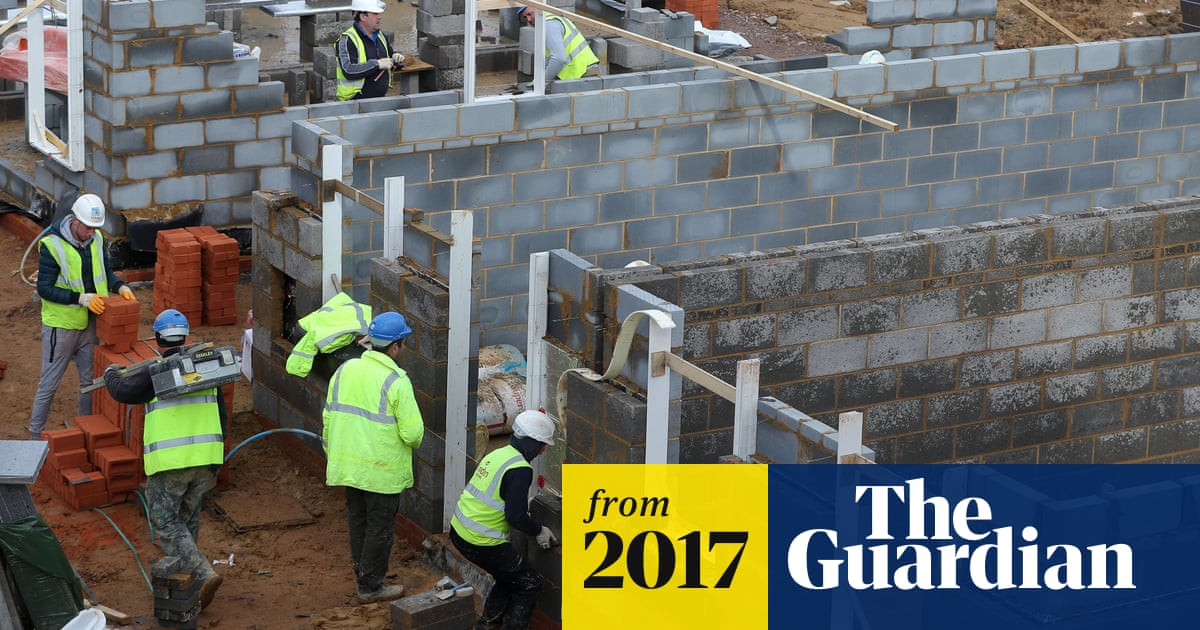 b9c22800b Housing crisis: we will borrow to invest in new homes, says Sajid Javid |  Society | The Guardian