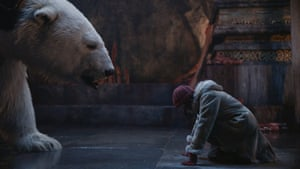 Screenshot from His Dark Materials