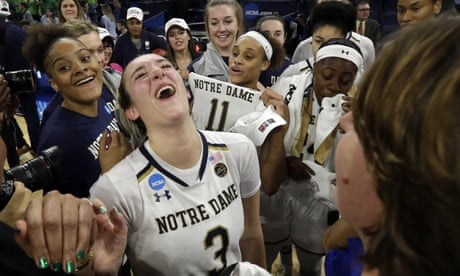 NCAA women's tournament: UConn and Notre Dame renew rivalry in Final Four