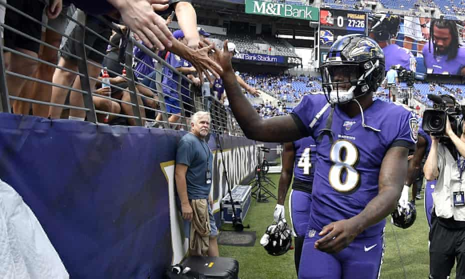 Lamar Jackson's skills make it tough to see beyond the Ravens as a winner in the AFC North