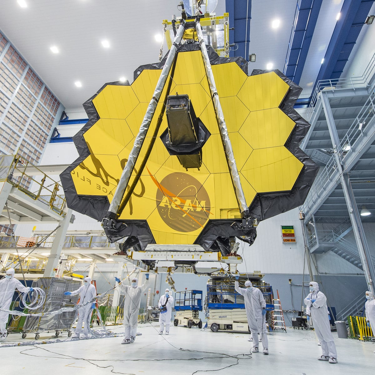 Spacewatch: Nasa delays James Webb space telescope to October 2021 |  Science | The Guardian