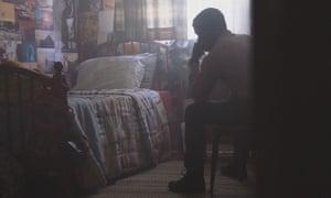 Nate Parker in American Skin.
