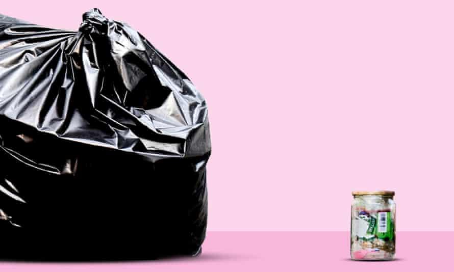 Waste illustration.