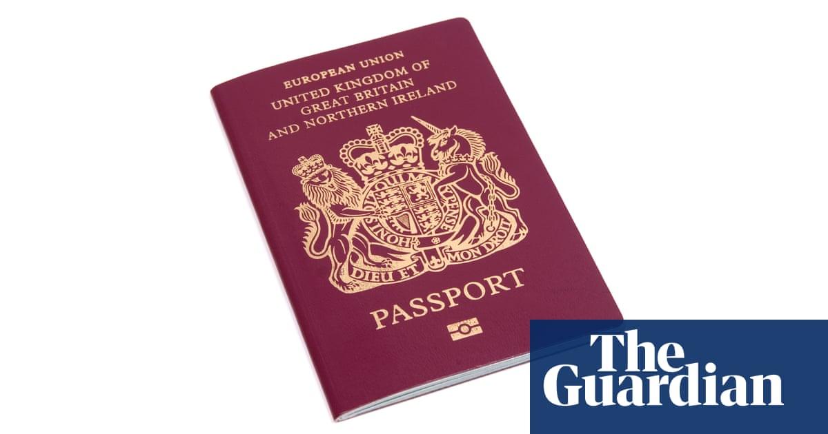 Lack of intelligence in passport checks   Letter   UK news   The