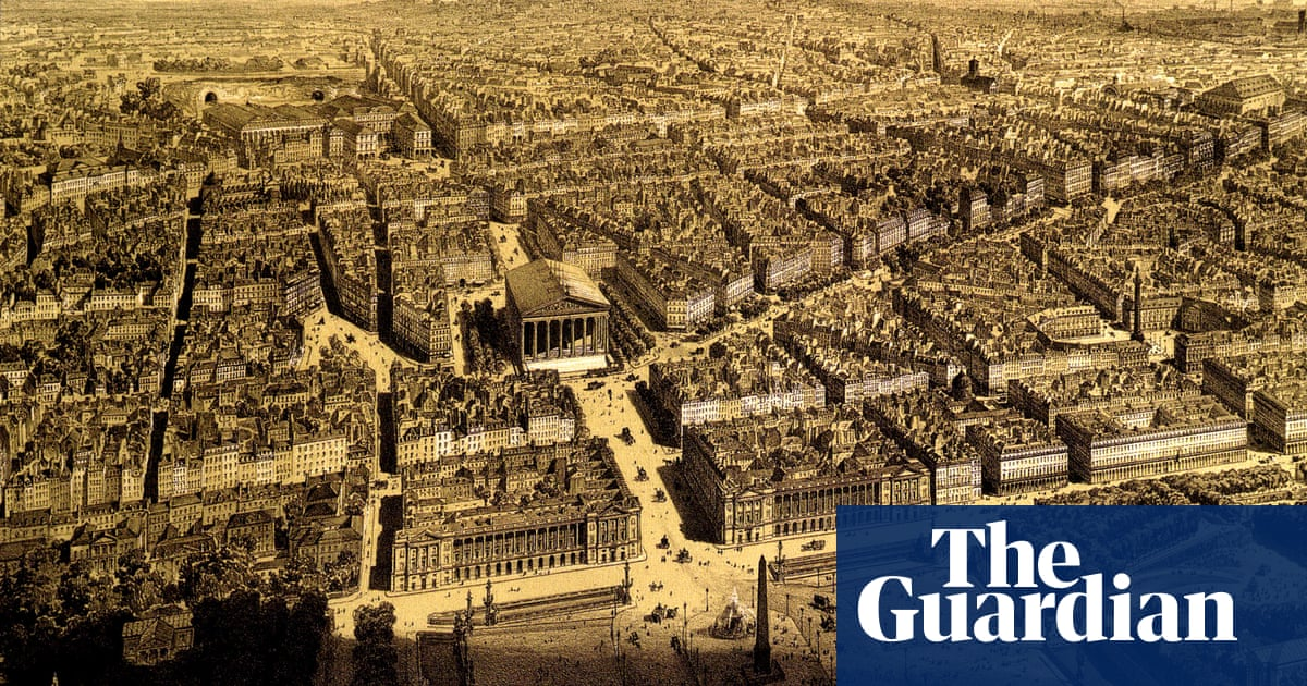 Story of cities #12: Haussmann rips up Paris – and divides France to