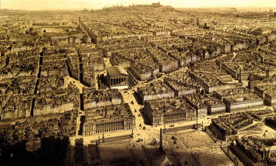 Paris in 1870