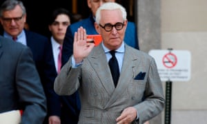Roger Stone's convictions stem from the former special counsel Robert Mueller's investigation into Russian interference in the 2016 election.
