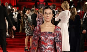 Livia Firth attends the 2017 Fashion Awards 2017 at London's Royal Albert Hall. Together with Lucy Siegle, Firth set up the Green Carpet Challenge, which aims to help brands create a culture of purpose & sustainability.