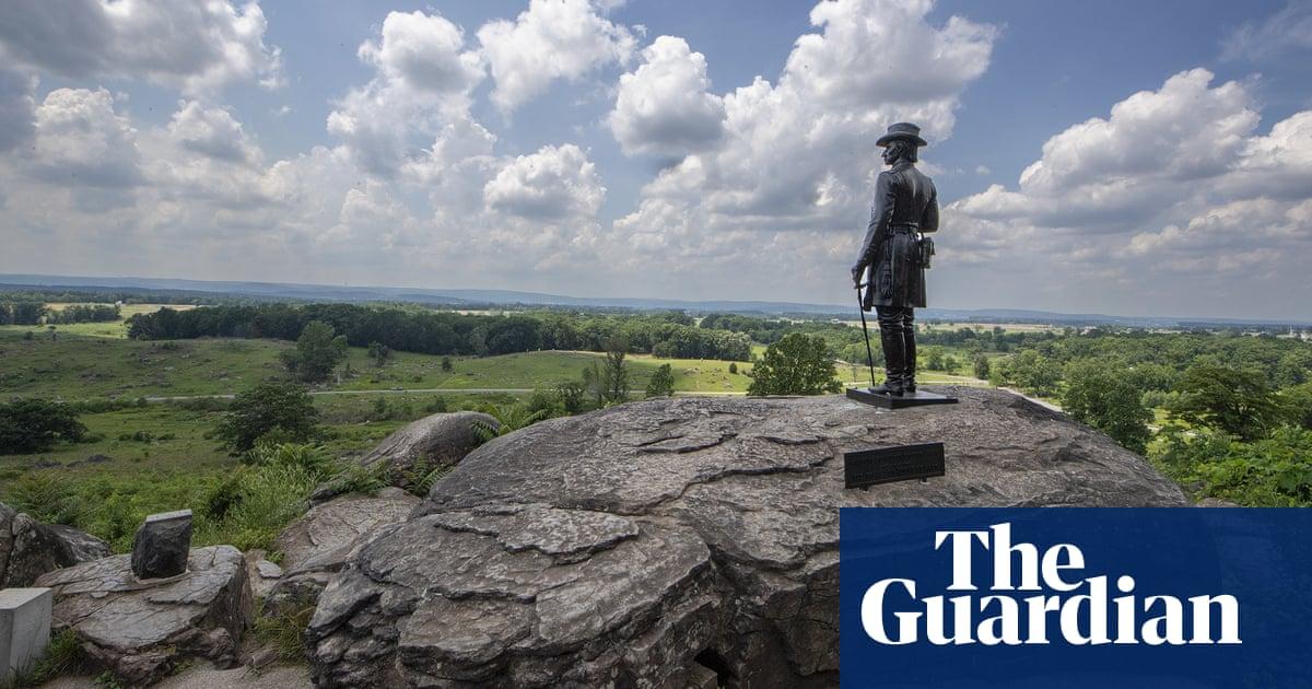Battlefield visitor nearly meets his Waterloo in Gettysburg public toilet