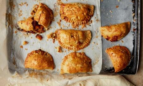 Anna Jones's recipes for chilli empanadas and chimichurri