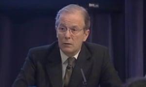 Sir Mark Allen, former head of counter-terrorism at MI6.