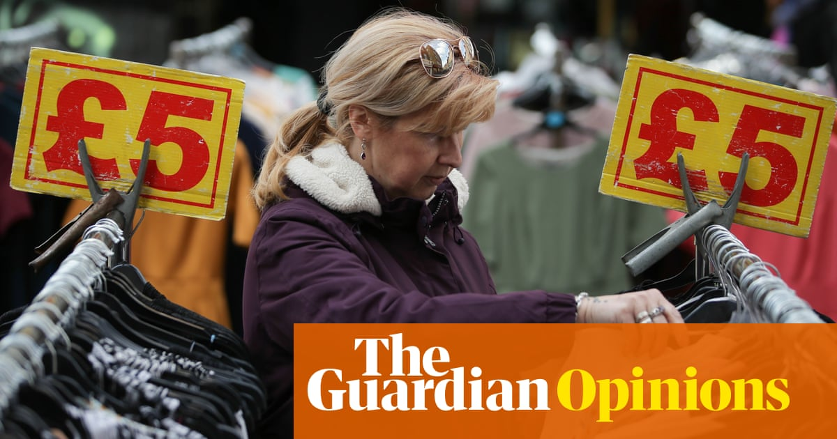 Incomes squeeze denied May a landslide – now she must change