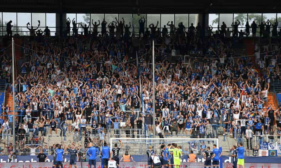 Many happy returns for Bochum after their 2-0 home win over Mainz.