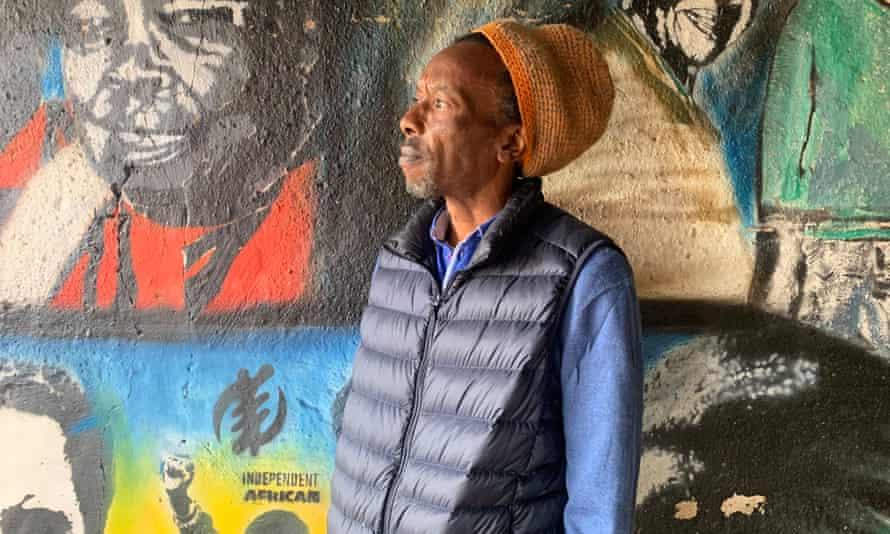 Bob Nameng, founder of Soweto Kliptown Youth.