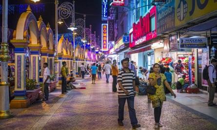 Brickfields, Kuala Lumpur