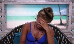 Love Island contestant Dani Dyer