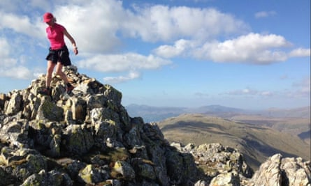 Nicky Spinks tackles the double Bob Graham Round