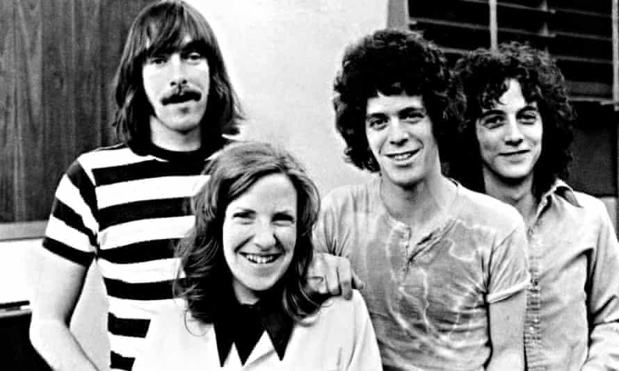 The Velvet Underground … Shiny happy people.