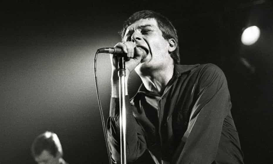 Ian Curtis wanted to make extreme music, no half measures' | Joy Division | The Guardian