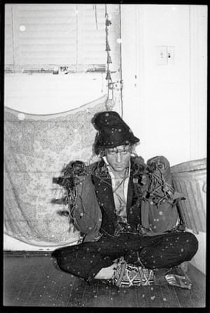 Jeremy Ayers, Meigs Street, Athens, 1980.