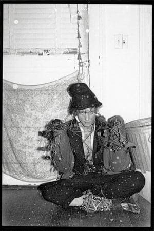 Jeremy Ayers, Meigs Street, Athens, 1980