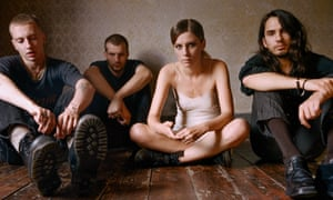 London four-piece Wolf Alice receive their second Mercury prize nomination for 2017's Visions of a Life.