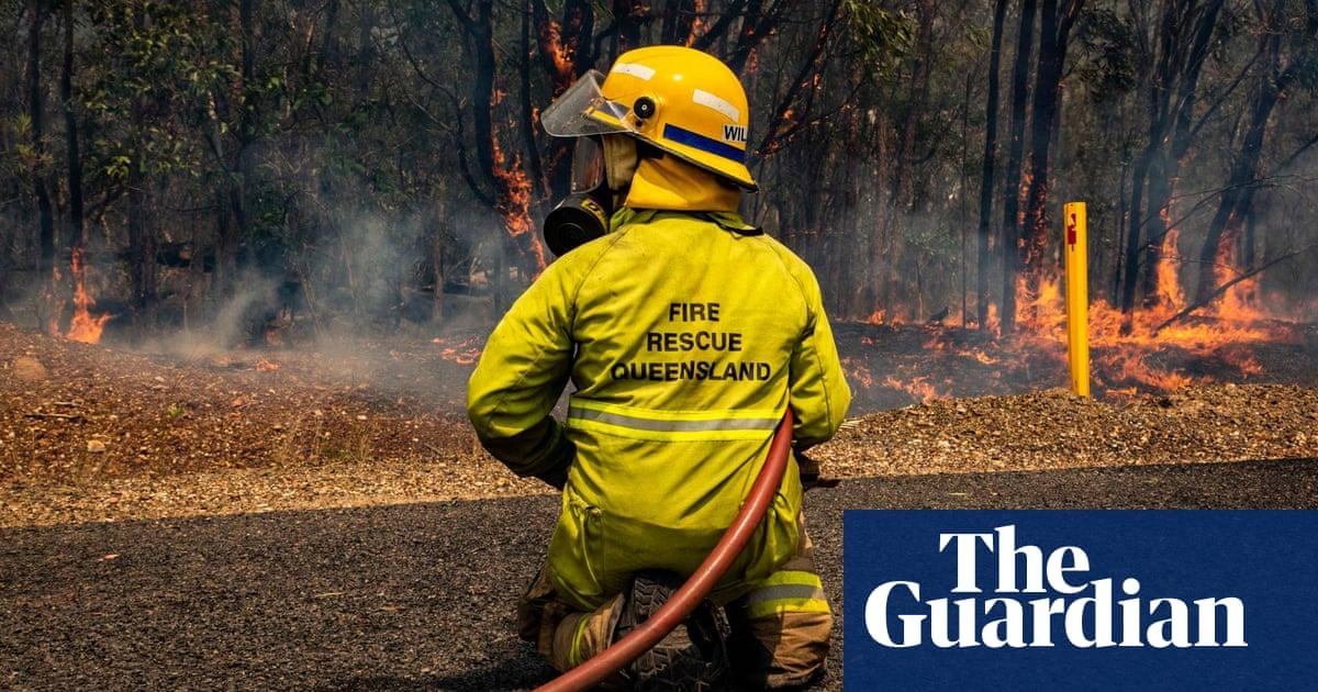 Australia experiencing more heat, longer fire seasons and rising oceans