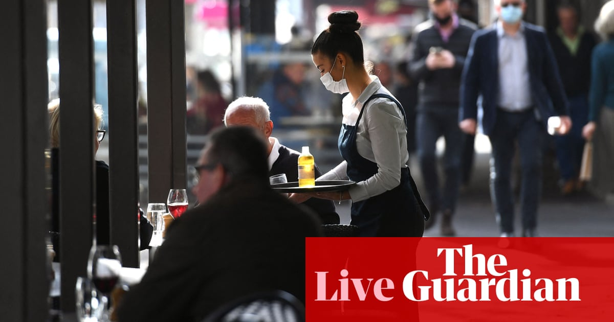 Australia news live update: Victoria on track to ease Covid restrictions; Morrison heads to London for trade talks