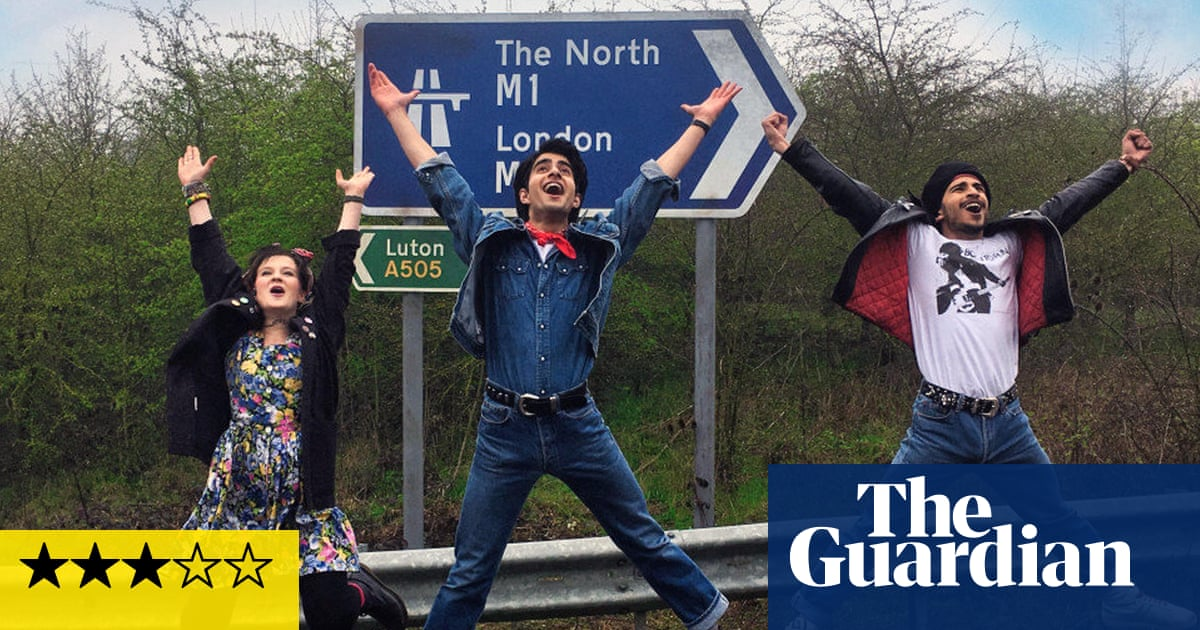 Blinded By the Light review – feelgood tale of a Springsteen obsessive